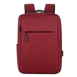 PersonalhomeD Impermeable Laptop USB Backpack Handbag Rucksack Package Anti Theft Men Backpack Travel Fashion Male Leisure Backpack Travel