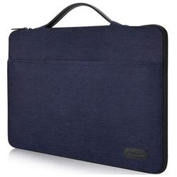 """ProCase 13-13.5 Inch Sleeve Case Cover for MacBook Pro 2019 2018 2017 2016/Surface Laptop 2017/Book 3 13.5"""" 15"""", Laptop Slim Bag for 13"""" 13.3"""" Lenovo Dell Toshiba HP Acer Chromebook -Darkblue"""