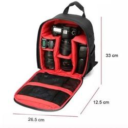 Manfiter Camera Backpack Bag Professional for DSLR/SLR Mirrorless Camera Waterproof, Camera Case Compatible for Sony Canon Nikon Camera and Lens Tripod Accessories