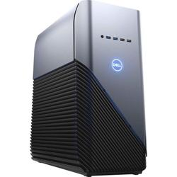 Dell Inspiron High Performance Gaming Desktop, AMD 8-Core Ryzen 7 2700X up to 4.3GHz, 16GB DDR4, 256GB SSD + 1TB HDD, AMD Radeon RX 580, 802.11ac, Bluetooth, Windows 10, Recon Blue with Solid Panel