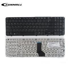 sunmall keyboard replacement compatible with hp compaq presario cq60 g60 cq60-101xx cq60-102tu cq60-102tx cq60-102xx cq60-103au cq60-100em cq60-107ea series laptop black us layout(6 months warranty)