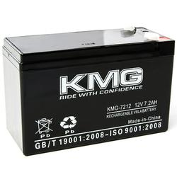 KMG 12 Volts 7.2Ah Replacement Battery Compatible with Universal Power Group D5779
