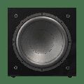 NHT SS-10 10-inch Long Throw Powered Subwoofer, 250 Watts - High Gloss Black Laminate
