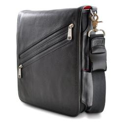 """platforma by strotter: luxury leather messenger bag for tablets and 11"""" notebooks: ipad 2-3-4, air, air 2, pro 9.7"""", mini, macbook air 11"""". turns into a mobile desk. converts into a backpack."""