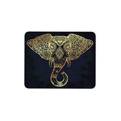 the golden elephant - mouse pad mouse pad mouse pad mouse pad mouse pad gaming mouse pad mousepad nonslip rubber backing