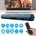 New Bluetooth 5.0 Wireless 3D Surround Sound Home Theater Audio Soundbar For Phones/Tablet With Remote Control