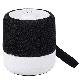 Portable Bluetooth Speakers, Outdoor Wireless Mini Waterproof Shower Travel Speaker with Driver, 360 HD Surround Sound USB Speaker