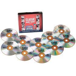 Classic 20-Program Radio Shows CD Sets - Volume 1