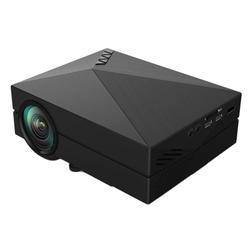 New Arrival Home Theater/Cinema Projector,Mini Video Projector, HD Movie Projector Mini Portable Home Cinema Theater LED Projector HD 1080P HDMI AV USB VGA