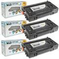 LD Remanufactured Toner Cartridge Replacement for Panasonic UG-5570 (Black, 3-Pack)