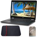 Dell Latitude E7450 Laptop PC, 14.0inch FHD (1920X1080) Intel i5 2.30GHz Processor, 8 GB RAM DDR4, 256 GB Solid State Drive, HDMI, Smart Card Reader, webcam, Wifi & Bluetooth, Windo 10 Pro (Renewed)