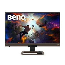 BenQ EW3280U 32 inch 4K Monitor IPS Multi Media with HDMI connectivity HDR Eye-Care Integrated Speakers and Custom Audio Modes
