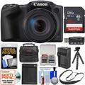 Canon PowerShot SX420 IS Digital Camera (Black) with 2X 16GB Cards Case Battery & Charger Flex Tripod Sling Strap Kit