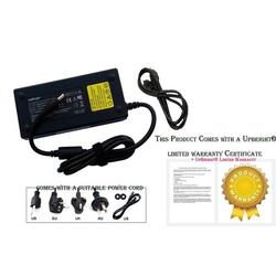 UPBRIGHT New AC / DC Adapter For Panasonic CF-AA5803AM CFAA5803AM 15.6V 7.05A 110W to 16V 7.5A 120W Laptop Power Supply Cord Cable PS Charger Mains PSU