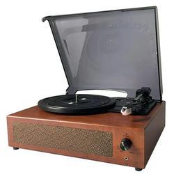 Meterk Retro Record Player 33/45/78RPM Gramophone USB Turntable Disc Household Portable Gramophones Home Decorative Tool