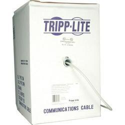 TRIPP LITE N222-01K-GY TRIPP LITE CAT6 GIGABIT BULK SOLID PVC CABLE GRAY,