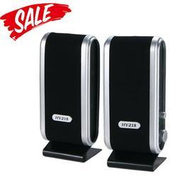Computer Speakers, 6W USB Speaker, Multimedia Speakers for Laptop, Desktop, Tablets, Phones