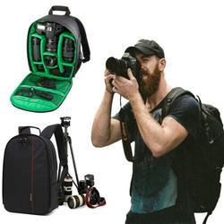 "Sixtyshades DSLR Camera Bag Waterproof Camera Case Backpack Rucksack For SLR/DSLR Camera, Lens and Accessories ""Green"""