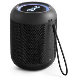 Waterproof Bluetooth Speaker Portable Wireless Party Speaker 13-Hour Playtime Wireless Stereo Dual Pairing for Home,Outdoors,Travel