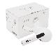 Pod Portable Bluetooth Speakers - Wireless Ear Bud Shaped Speaker - Bluetooth - Aux- Memory Card - USB Compatible Rechargeable Bluetooth Speakers
