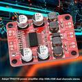 Kritne Digital Audio Power Amplifier Board,TPA3110 Digital Audio Power Amplifier Board 2x15W Dual Channel Stereo HF82, Power Amplifier Board