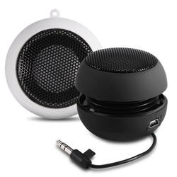 USB Computer Speaker, PC Speakers for Desktop Computer, Small Laptop Speaker with Hi-Quality Sound,Built-in Battery Plug and Play