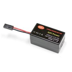 MaximalPower Replacement Gifi Power LiPo Battery For PARROT AR.DRONE 2.0 & 1.0 Quadricopter (1 Pack 2300mAh)