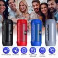 Wireless Bluetooth Speaker Subwoofer HiFi Sound Quality Handsfree Portable Speaker Support FM AUX TF U Disk Playback