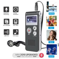 Digital Voice Recorders WAV Recording Pen Digital Voice Recorder Mp3 Music Player Portable Audio Recorder