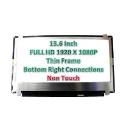 """Boehydis Hb156fh1-301 Replacement LAPTOP LCD Screen 15.6"""" Full-HD LED DIODE (Substitute Replacement LCD Screen Only. Not a Laptop ) (HB156FH1-401)"""