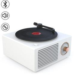 Vintage Radio Retro Bluetooth Speaker, Wireless Portable Speaker with Strong Bass and HD Stereo Sound, Office Radios with Good Reception