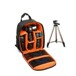 Ochine Camera Bag Backpack Professional for DSLR/SLR Mirrorless Camera Waterproof, Camera Case Compatible for Sony Canon Nikon Camera and Lens Tripod Accessories