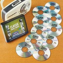Classic 20-Program Radio Shows CD Sets - Volume 2