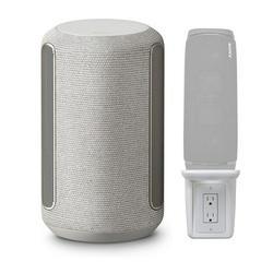 Sony SRSRA3000/H Wi-Fi Enabled 360 Reality Audio Wireless Speaker (Gray) Bundle