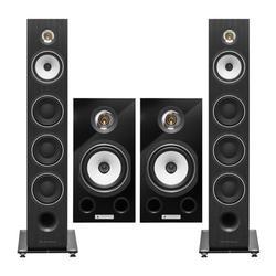 Triangle Esprit Hi-Fi Floor Speakers and Esprit Hi-Fi Bookshelf Speakers Bundle