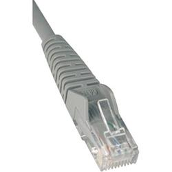 TRIPP LITE N201-003-WH CAT-6 RJ45 Male to Male White Gigabit Snagless Molded Patch Cable (3ft) by Tripp Lite