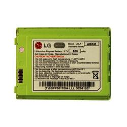 LG LGLP-AGKM Replacement Battery for the LG Chocolate Phone - Green 800mAh (Refurbished)