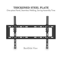 """TV Mount for Most 32-70 Inches TVs, 10 Degrees Smooth Tilt, Universal Tilt TV Wall Mount Fits 16"""", 18"""", 24"""" Studs with Loading 110 lbs & Max VESA 600x400mm,Low Profile Wall Mount Bracket"""