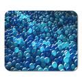 SIDONKU Green Pool Blue Pit Colorful Balls Red Plastic Kids Mousepad Mouse Pad Mouse Mat 9x10 inch