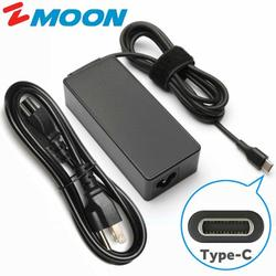 65W USB-C Power Supply Laptop Charger for Lenovo ThinkPad p52s t480 t480s t580 t580p p53s t590 t490s t490 t495 t495s X1 Carbon 6th Gen Yoga 920 C930 730-13IKB,4x20m26268