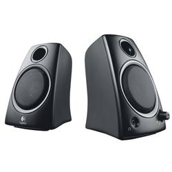 Logitech Z130 2-Piece Speaker System, black
