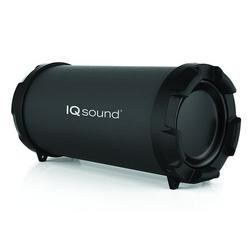 IQsound Wireless Bluetooth Portable Outdoor Speaker, Black, 2.1 outdoor active HIFI BT speaker with 3 inch subwoofer By Supersonic