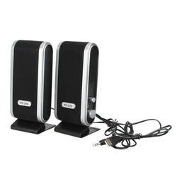 USB Desktop Speakers for Computer PC, Small Portable Laptop Speakers, Mini Speakers