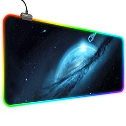RGB Mouse Pad, Zpose Led Mouse Pad, Gaming Mouse Pad, Large Gaming Mouse Pad, Gaming Mousepad, Large Mouse Pad Gaming, Mouse Pad Gaming, 14 Lighting Modes, RGB Mouse Pad, Gaming Mouse Pad, 31.5x1