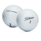 36 Titleist NXT Tour S Mint Used Golf Balls with Tote Bag