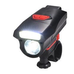 Kritne Bike LED Light,Super Bright Bike Front Waterproof LED Lamp Head Light Cycling Night Riding Accessory, Bike Headlight