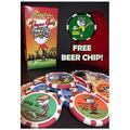 Vegas Golf High Roller Edition with 15-chips! Now Includes a FREE Beer Chip