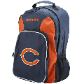 Chicago Bears Southpaw Backpack - Navy Blue - No Size