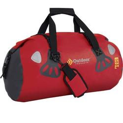 Outdoor Products Rafter Unisex Duffle, 50 Ltr Red