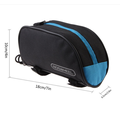 EPCTEK Bike Accessories Top Tube Bag for Men Women - Mount Front Frame Bike Bags for Road/Mountain Bike - Waterproof Cycling Phone Pouch Bicycle Bag Professional Cycling Accessor